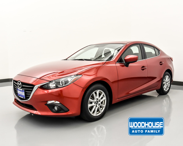 Pre-Owned 2016 Mazda3 Touring