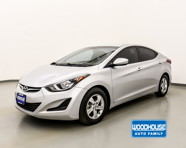 Woodhouse Hyundai Omaha >> Pre Owned 2014 Hyundai Elantra Se Alabama Fwd Sedan