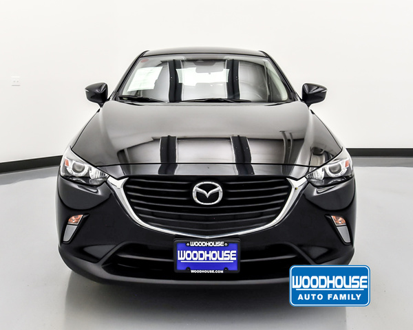 Pre-Owned 2018 Mazda Cx3 Fwd Touring