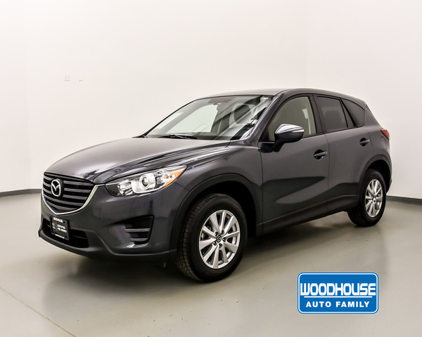 Certified Pre Owned 2016 Mazda Cx 5 Sport Suv In Omaha A4945