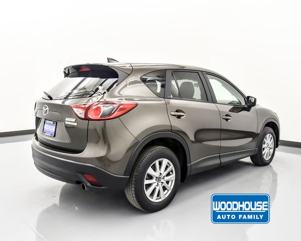 Pre-Owned 2016 Mazda CX-5 Touring
