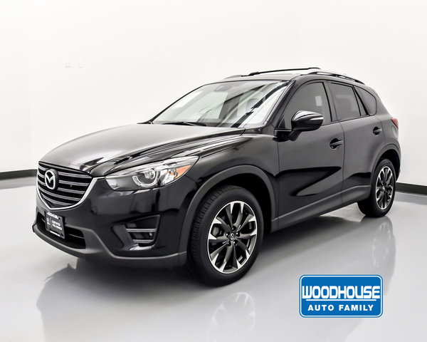 Certified Pre-Owned 2016 Mazda Cx5 Awd Grand Touring