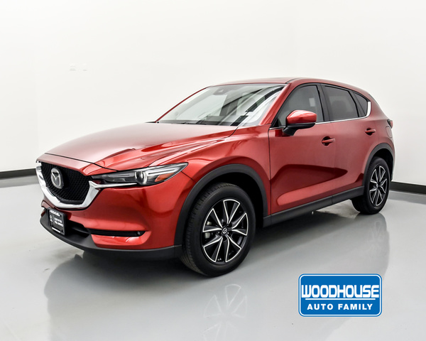 Certified Pre-Owned 2017 Mazda Cx5 Awd Grand Touring