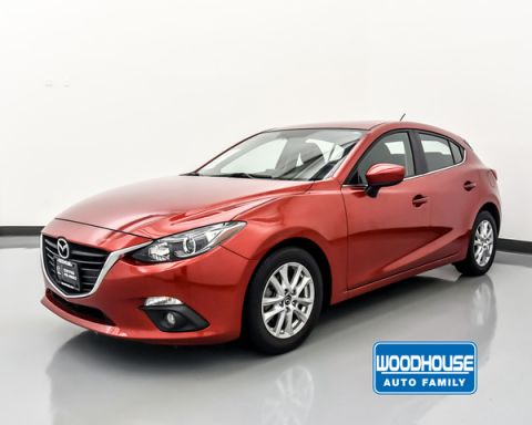 Certified Pre-Owned 2016 Mazda3 Hatchback Touring