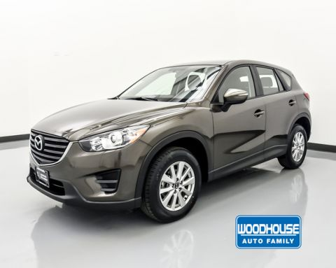Certified Pre-Owned 2016 Mazda Cx5 Awd Sport