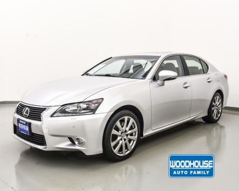 Pre-Owned 2014 Lexus GS AWD 350